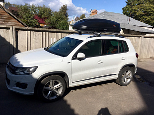 Бокс PT Group Turino 1 на VW Tiguan 1